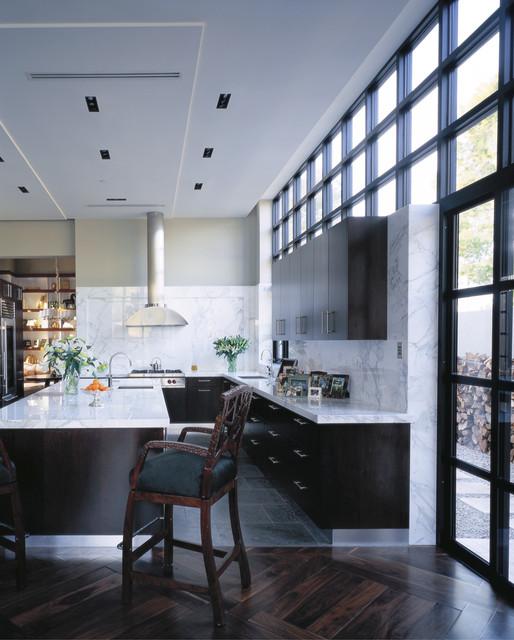 Jamie Herzlinger contemporary-kitchen