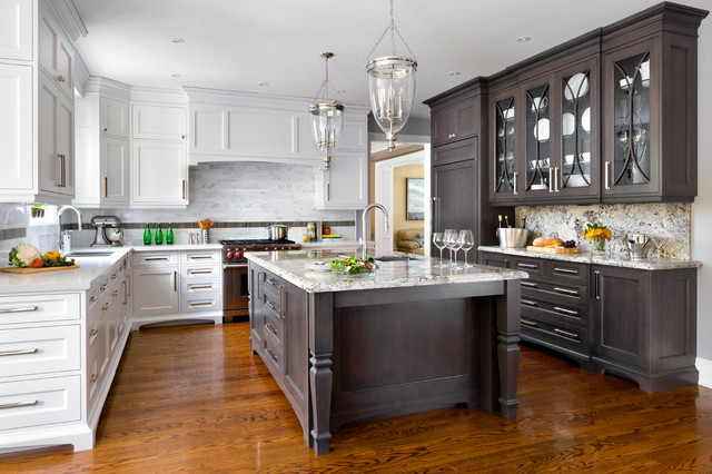 Jane lockhart interior design traditional kitchen for Kitchen design houzz