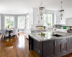 Jane Lockhart Interior Design traditional kitchen