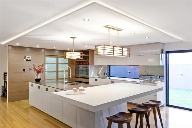 Japanese Contemporary Kitchen Design Best Of Easts Meets West Contemporary Kitchen Other