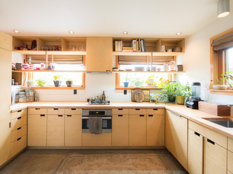 Japanese Modern ADU- Tiny House for a Designer - Asian ...