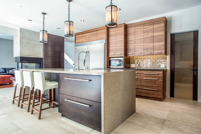 Jean St Contemporary Kitchen Toronto By Bailey Designs