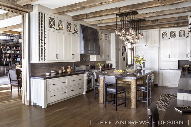 Jeff Andrews   Design Kitchen