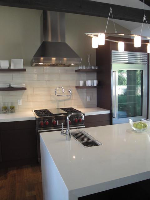 Jeff Lewis Home Project In Laguna Beach Modern Kitchen