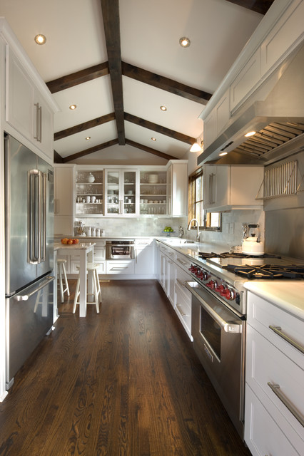 Jeffrey Reed/ DCD transitional-kitchen