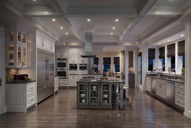 Jenn-Air® Euro-Style San Francisco Kitchen transitional-kitchen