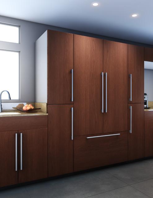 jenn air built in refrigerator. jenn-air armoire style refrigerator modern-kitchen jenn air built in e