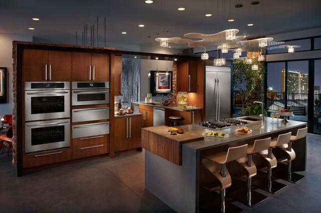 Jenn-Air modern-kitchen