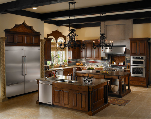 Jenn air kitchen appliances for your home traditional for Traditional kitchen appliances