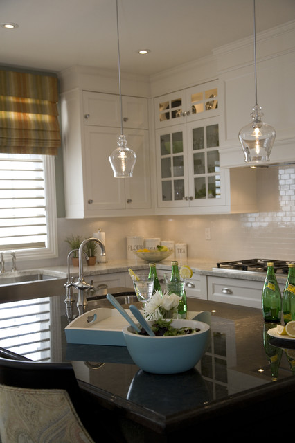 Decor by Jennifer Inc contemporary kitchen