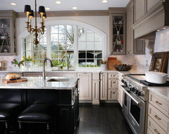 Jenny Rausch, C.K.D traditional kitchen
