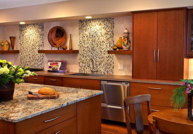 Jenny Rausch, C.K.D contemporary-kitchen
