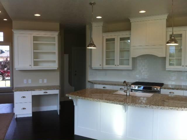 Jensen Residence traditional-kitchen