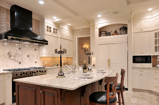 Jericho ny kitchen gr1301 traditional kitchen new for Kitchens by ken kelly
