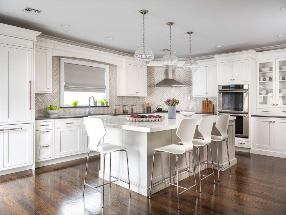 Jericho4 - Transitional - Kitchen - New York - by Artista ...