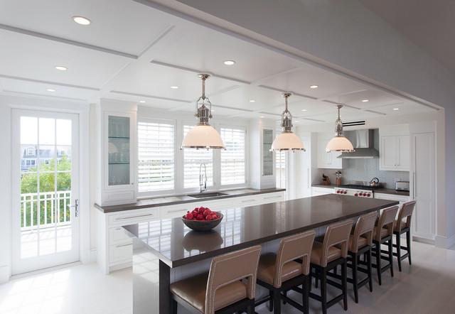 jetties house maritim k che boston von chip webster architecture. Black Bedroom Furniture Sets. Home Design Ideas