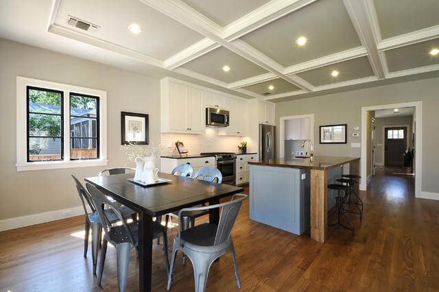 JGB Custom Homes traditional-kitchen