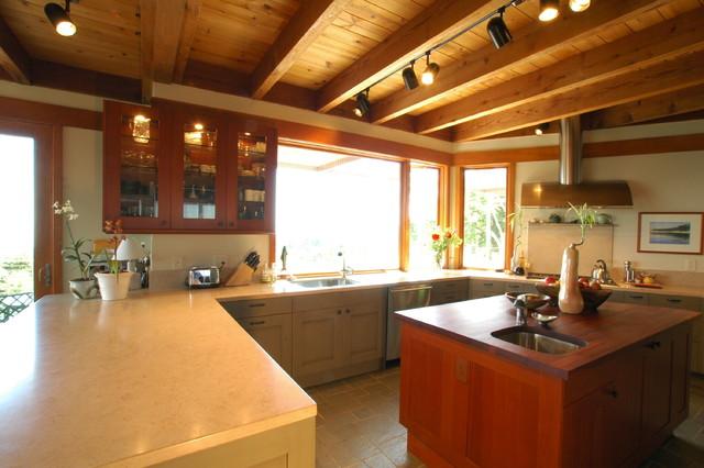 Jillian Clark modern-kitchen