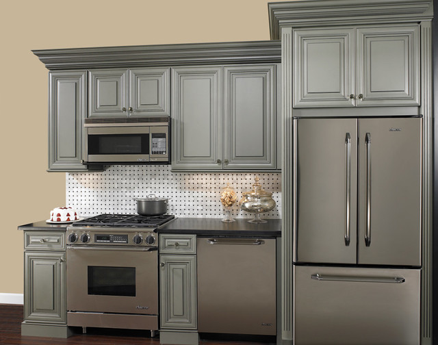 Jim Bishop And Durasupreme Kitchens Traditional