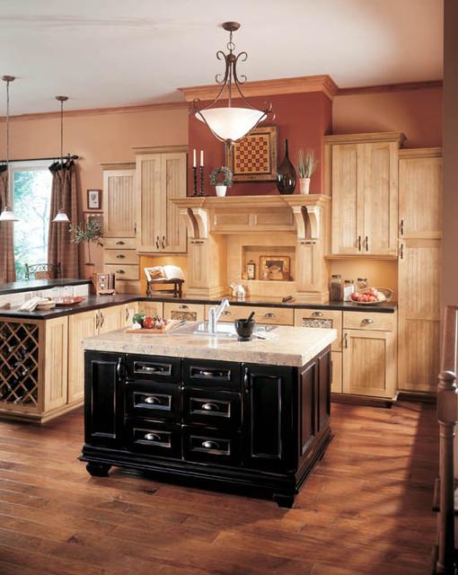 JK KItchen traditional-kitchen