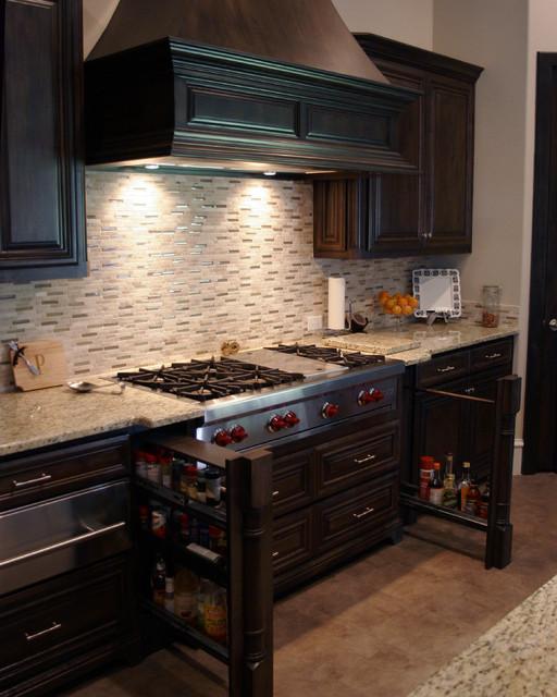 Kitchen Cabinets In Dallas: Job # 10-314