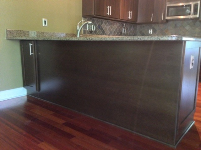 Job Pictures Transitional Kitchen Birmingham By Cabinet Cures Of Birmingham