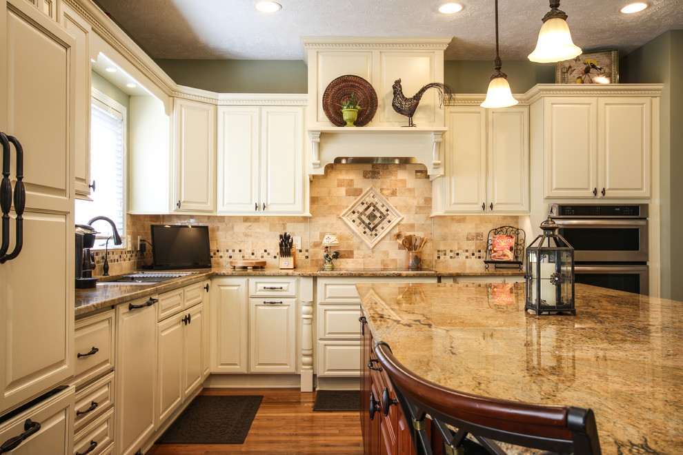 John Jan S Kitchen Traditional Kitchen Detroit By Dream