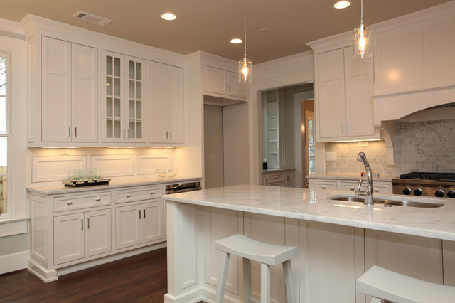 John Willis Homes traditional-kitchen