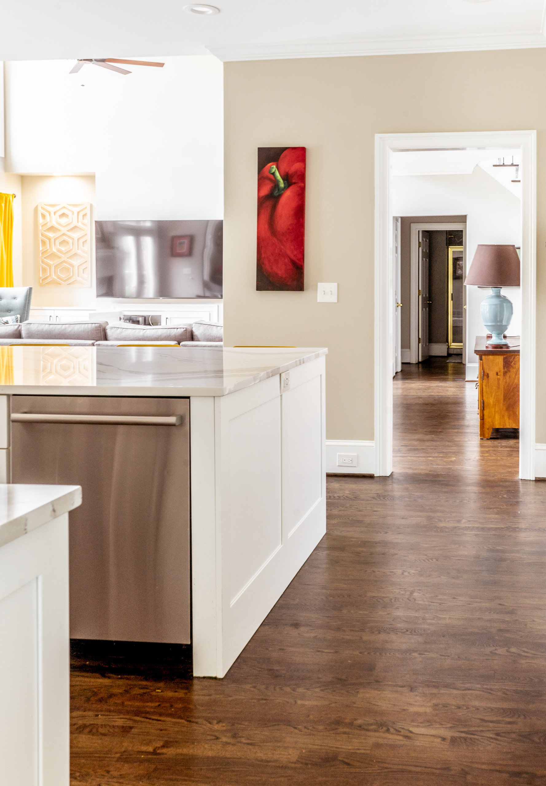 Johns Creek Kitchen, Mudroom and Laundry