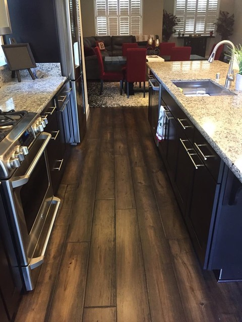 Johnson Ale House Maple Barley engineered hardwood flooring ...