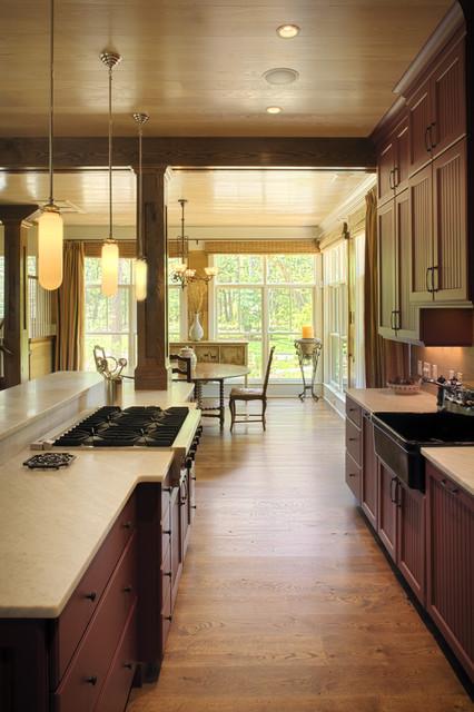 Johnson traditional-kitchen