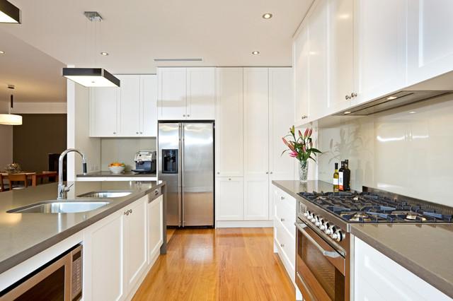 Johnson Street contemporary-kitchen
