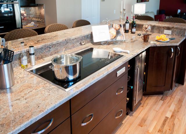 Johnston, RI - Kitchen Remodel transitional-kitchen