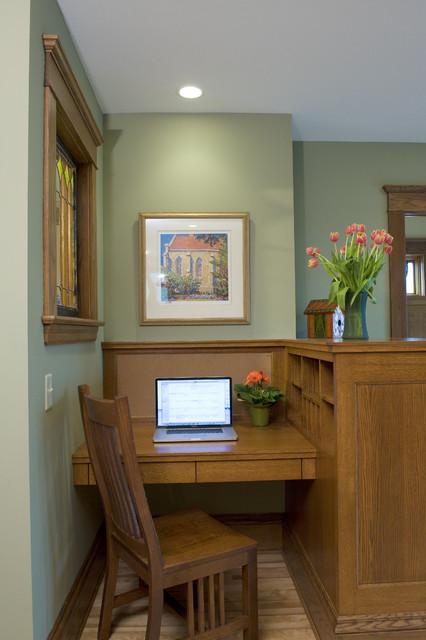Jones Design Build craftsman-kitchen