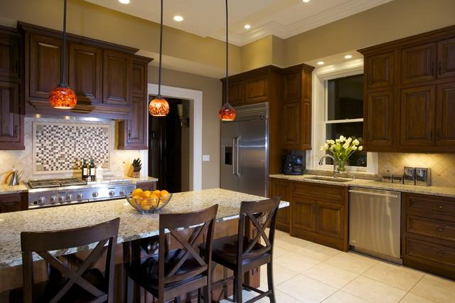 Joni Spear Interior Design contemporary-kitchen