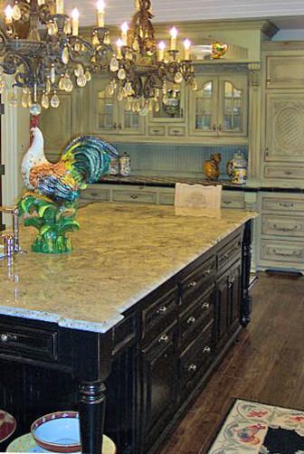 Joplin Residence mediterranean-kitchen