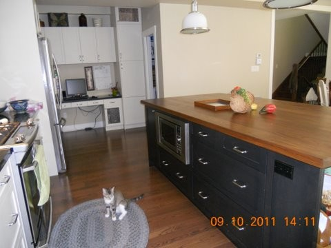 JOSEPH RENAUD traditional-kitchen