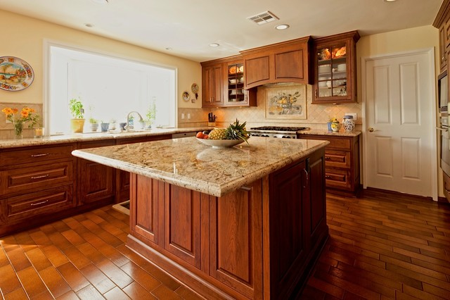 JRP Design and Remodel, Inc. traditional-kitchen