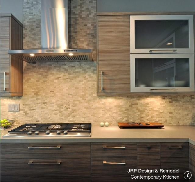 Modern Kitchen Cabinets Seattle: JRP Design & Remodel