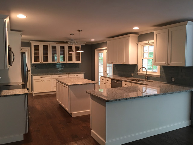 JSI Cabinetry - Designer Series - Essex - Contemporary - Kitchen - other metro - by Wholesale ...