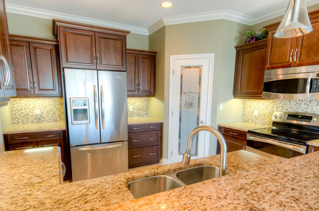 Jubilee Cres traditional-kitchen