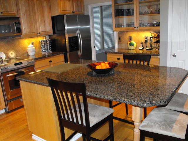 Julie's Kitchen traditional-kitchen