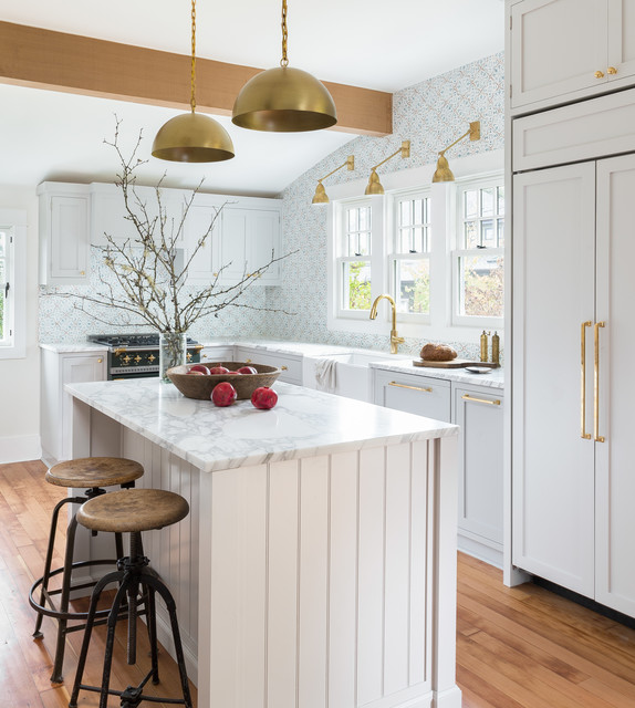 Kitchen Of The Week: Touches Of Traditional Charm In Seattle