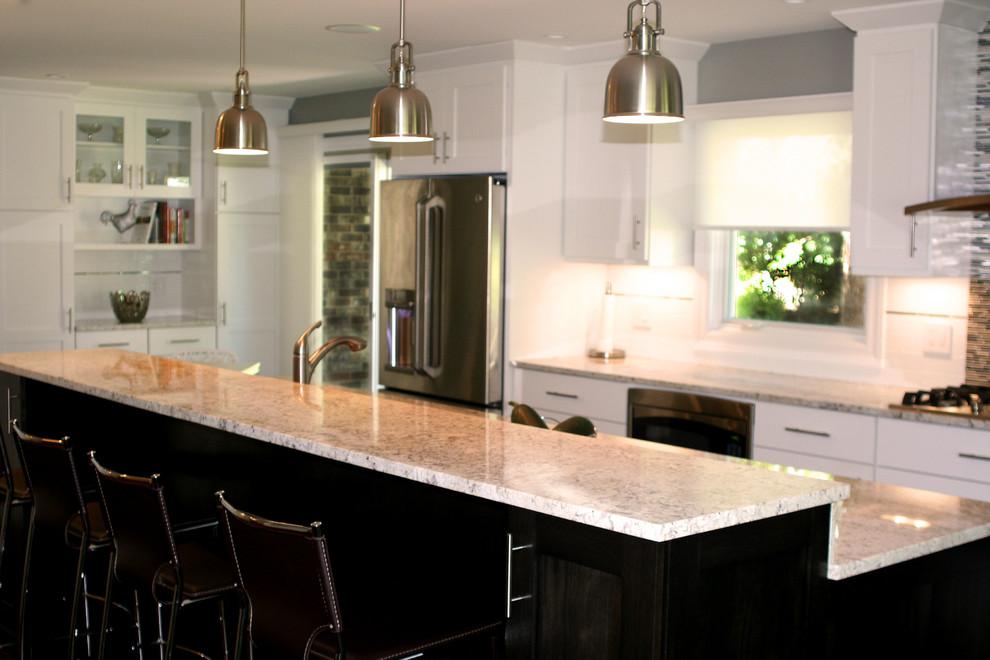 Juniper Drive Kitchen/Living Room