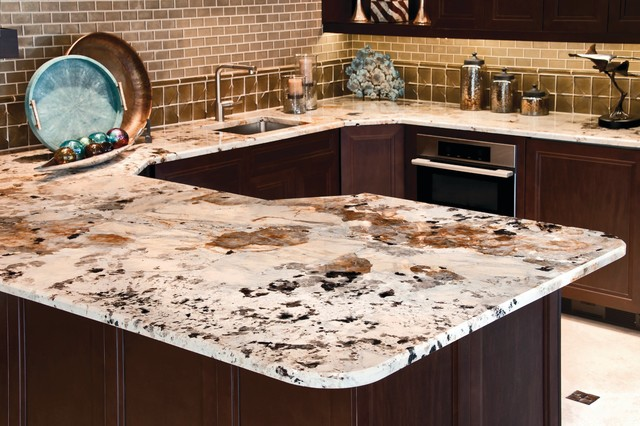Juperano Delicatus Granite Kitchen By Vt Industries