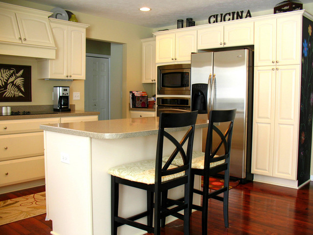 what to put above kitchen cabinets 12 creative ideas for decorating above the cabinets 28360
