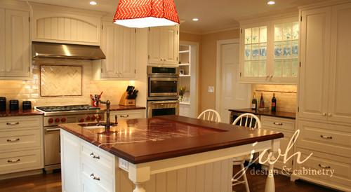 JWH Custom Kitchen Cabinetry