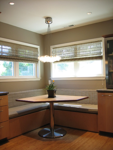 K & M Designs contemporary-kitchen