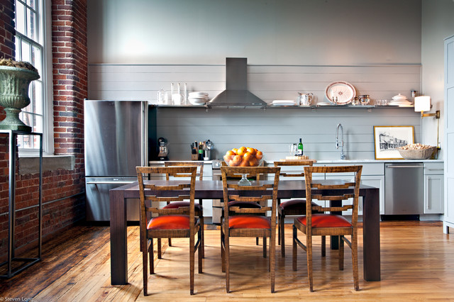 Single Wall Galley Kitchens Catch The I