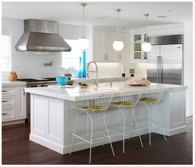 K Mathiesen Brown Design Modern Kitchen Orange County By Walker Zanger Tustin
